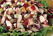 Salads / by Kathy Thomas