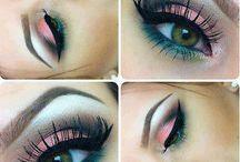 Make-up kolorowy