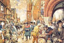 Tijd van monniken en ridders (500-1000)
