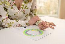 coloring emotions & qualities / #coloring #mandala #mandalive #colormandalive #adultcoloring #coloringpages