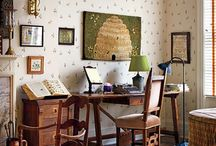 office spaces / by Julie Snyder