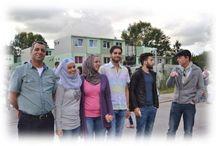 Flüchtlinge in Bergedorf / Ich berichte über die Flüchtlingsarbeit in Hamburg-Bergedorf, ganz speziell über die Bewohner in der Brookkehre.
