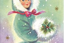 Christmas: Vintage Cards