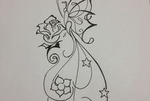 Art ideas / Drawings and paintings ! I do both / by Deanna-Lee Simmons
