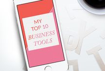 Business Tools / It's dangerous to go alone! Take these.