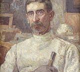 Georges Lacombe / Georges Lacombe (Versailles, 18 giugno 1868 – Alençon, 29 giugno 1916) pittore e scultore francese. Fece parte del gruppo francese dei Nabis.