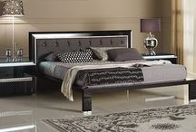 Serafina Italian Bedroom Collection / This range of Italian handmade furniture is manufactured by skilled craftsmen in Italy.