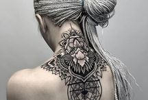 Backpiece Inspiration