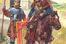 Ejército romano siglo tercero