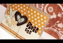 Card Inspirations / Home made cards / by Angie Schwartz