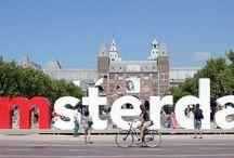 Amsterdam / Todas las mejores recomendaciones para viajar a Amsterdam, las fotos más bonitas y una amplia selección de hoteles al mejor precio