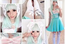 Kawaii Fashion & Beauty / Asian and Japanese inspired fashion, clothing and accessories!
