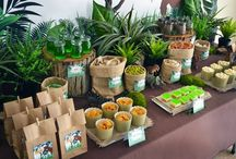 Jungle book theme party