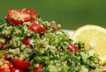 [ vegetables + salads ] / veggies galore / by Callooh Callay