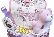 gift diaper baby
