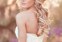 hair & makeup ideas. / by Brittney Maurice