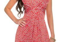 Dámské šaty / Dámské letní šaty, společenské šaty