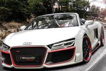 Audi. Sexy ass car