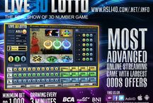 Togel Indonesia / Asli4D Number Game 3DLotto LIVE Agen Togel Pasaran Pools ASIA