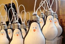 Christmas Decorations and Ideas / by Katherine Reyort