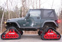 Jeep TJ / by Morris4x4Center.com
