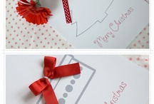 christmas diy cards