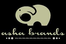 Asha Brands / by Asha Brands