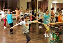 Cursuri de dans copii / Dans pentru copii: sanatate, dezvoltare armonioasa si incredere in sine