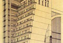 Futurismo Espressionismo in architettura / architettura