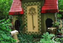 Alice Garden Ideas / by Tara Parmer Eastman