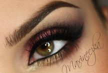 MAKE UP / https://www.facebook.com/Maxineczka?fref=ts