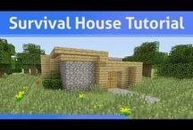 mine craft tutorials
