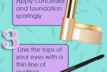 Make Up Over 50 / Make up tips and tricks for the looking your best at any age