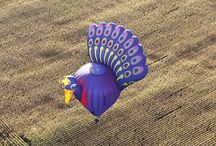 leuke luchtballonnen