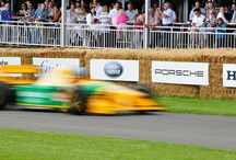 Signage | Goodwood Festival of Speed 2011 / Like what you see? Find out more at http://bit.ly/2sLNZ7e