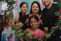 Diya's Wonderland party