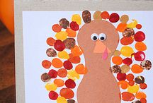 Thanksgiving / Crafts, decor, and custom apparel - find all your holiday needs on our Thanksgiving board! #thanksgiving / by Customized Girl