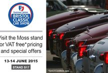 Classic Car Shows / The latest news about the Classic Car Shows we will be at this year.