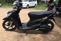 Rent a motorcycle in #Pangalo Bohol
