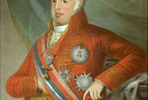 "King John VI of Portugal / John VI (13 May 1767 - 10 March 1826), nicknamed ""the Clement"", was King of the United Kingdom of Portugal, Brazil and the Algarves. He was the son of Pedro III of Portugal and Maria I of Portugal. John has been married of his wife. Carlota Joaquina of Spain."