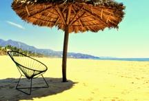 Les plages / les fauteuils de boqa.fr sur les plages du mondes entier  retrouver nos produits sur http://boqa.Fr