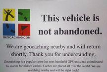 Geocaching / Geocaching