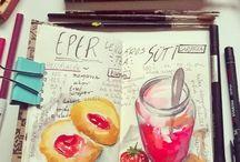 caripatta sketchbook