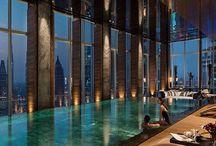 Wonderful  indoor pools