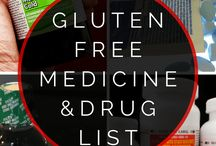 gluten free lists / by Brianne Florence