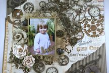 Off The Rails Online  Scrap booking challenge blog / my Design Team Projects