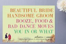 Dream Wedding / by Gabby Quintanilla