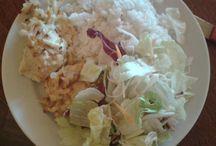 Szárnyas ételek / Csirke, pulyka, kacsa és minden más, ami szárnyashúsból készül.