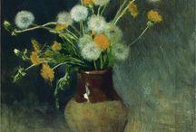 Art - kukka-asetelmat