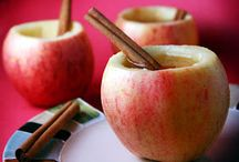 Apple cups for cider